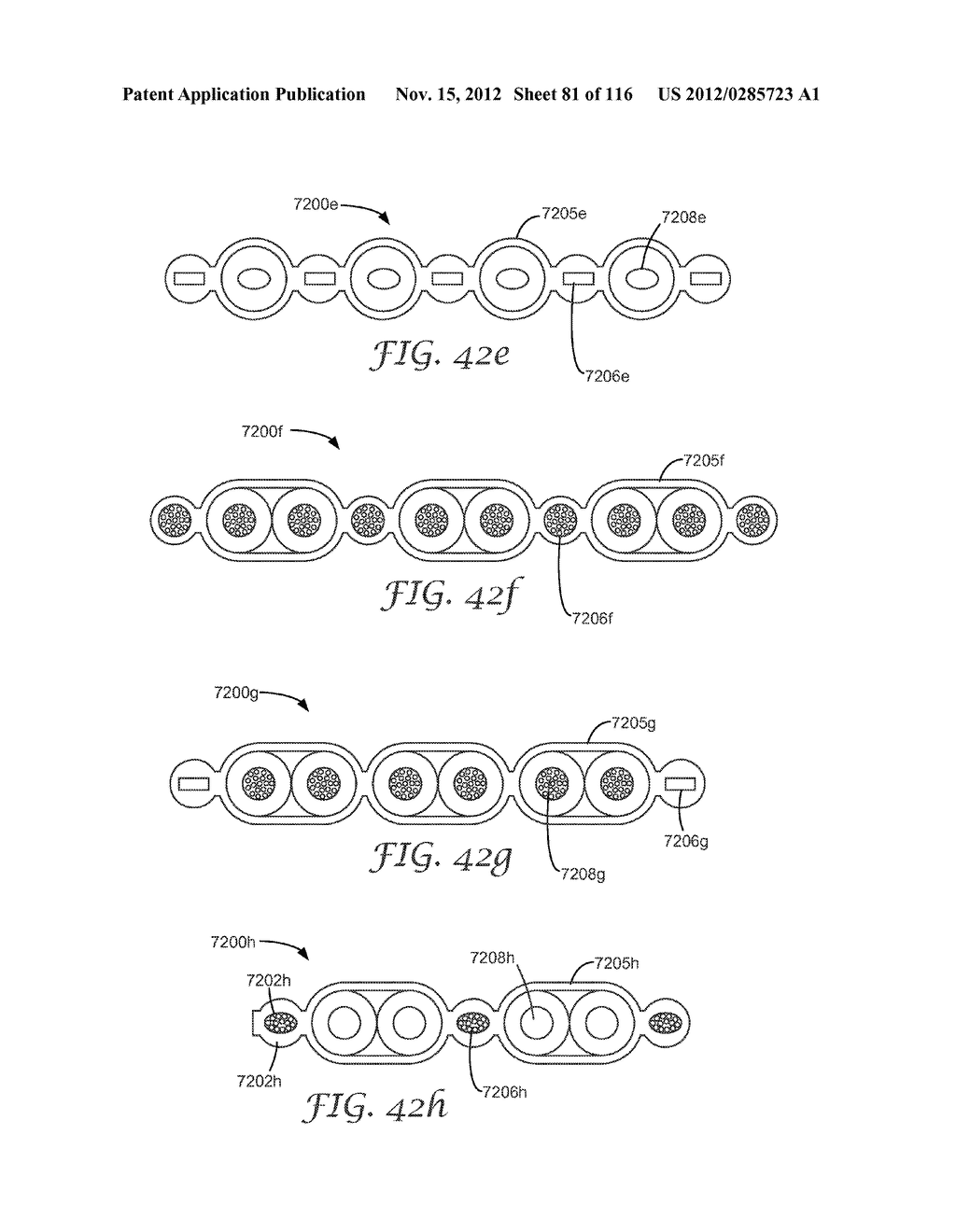 CONNECTOR ARRANGEMENTS FOR SHIELDED ELECTRICAL CABLES - diagram, schematic, and image 82