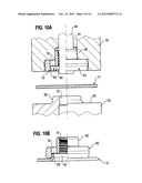 COMPONENT ASSEMBLY COMPRISING A SHEET METAL PART AND A NUT ELEMENT     ATTACHED THERETO AND ALSO A METHOD FOR THE MANUFACTURE OF SUCH A     COMPONENT ASSEMBLY diagram and image