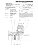 ARRANGEMENT FOR SHIFTING A GEARBOX diagram and image