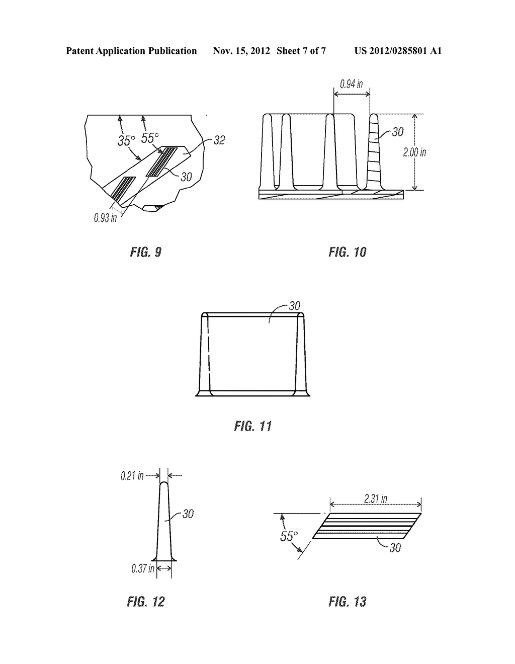 CROSS CLEATED CONVEYOR BELT FOR A TUBULAR CONVEYOR - diagram, schematic, and image 08