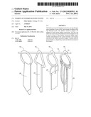 FASHION ACCESSORIES HANGING SYSTEM diagram and image