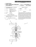 BAND FOR PROTECTING ELECTRODES OF A SPOT-WELDING GUN diagram and image