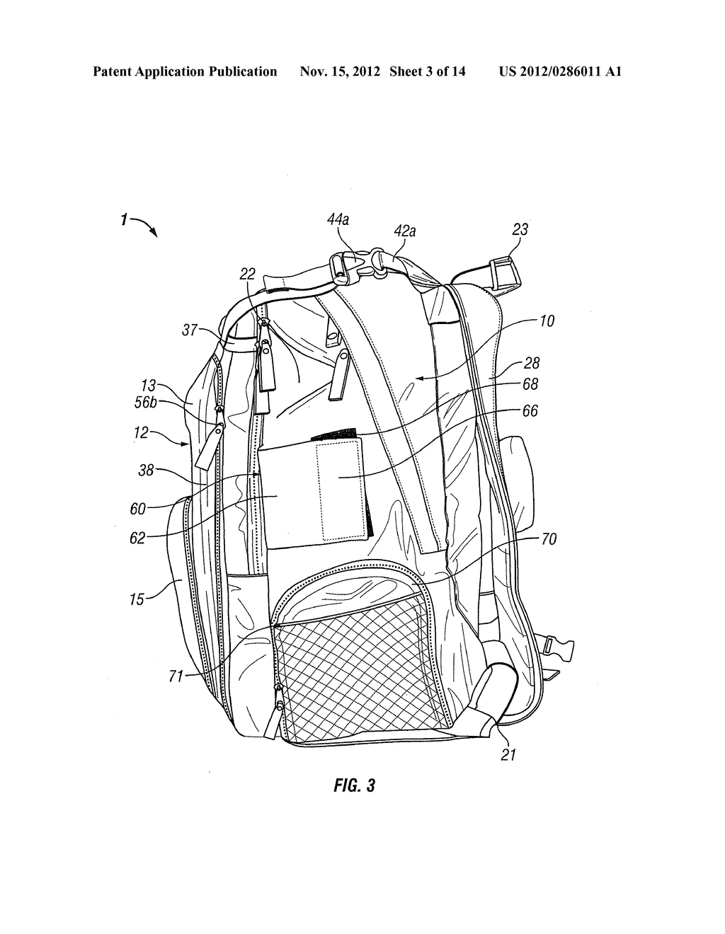 SCOOTER CARRYING CASE AND BACKPACK APPARATUS - diagram, schematic, and image 04