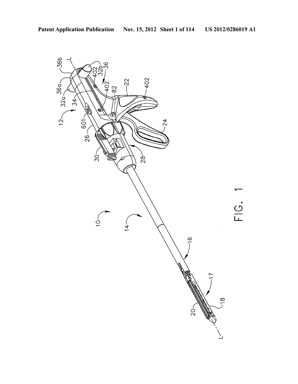 SURGICAL STAPLING APPARATUS WITH LOAD-SENSITIVE FIRING MECHANISM - diagram, schematic, and image 02