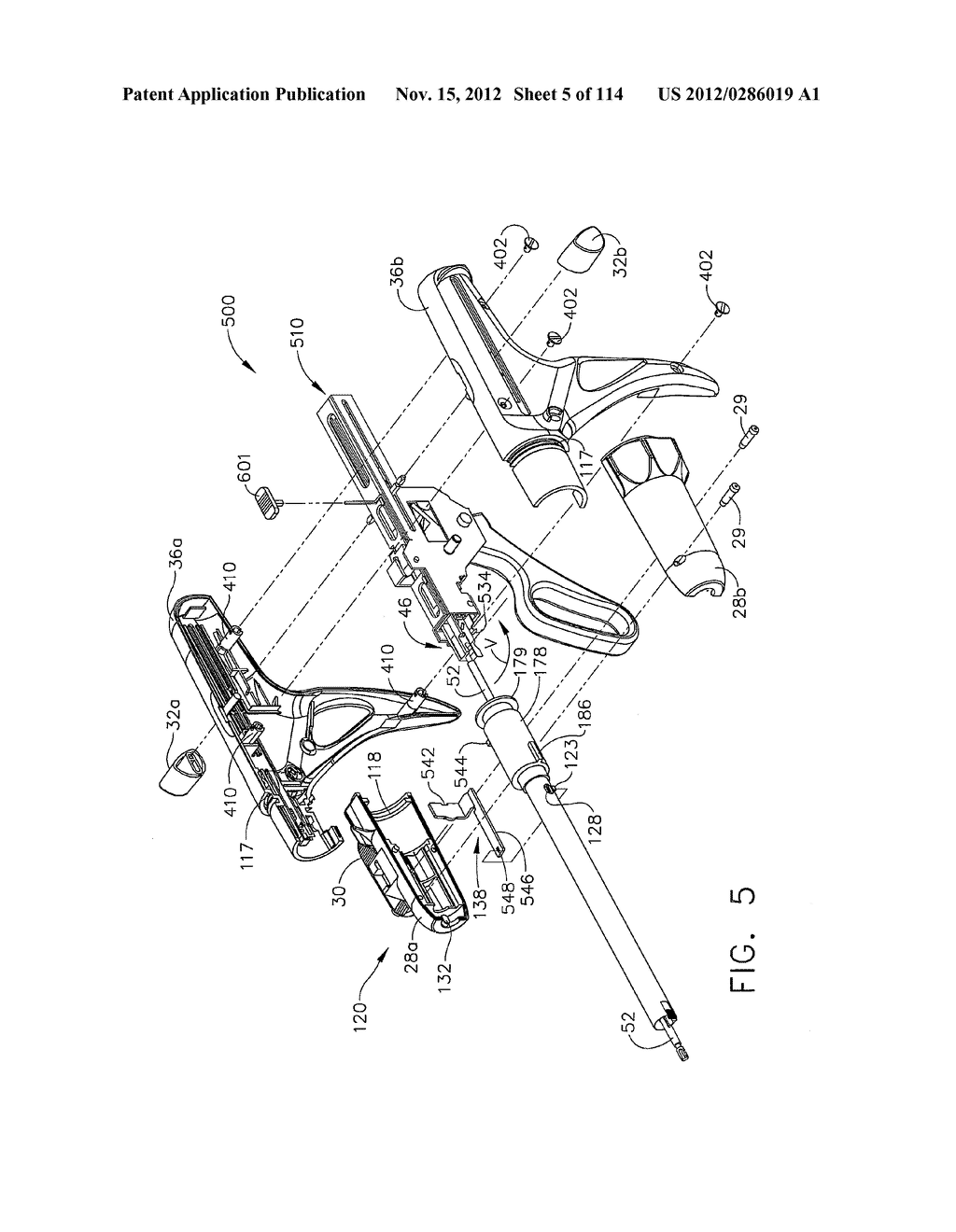 SURGICAL STAPLING APPARATUS WITH LOAD-SENSITIVE FIRING MECHANISM - diagram, schematic, and image 06