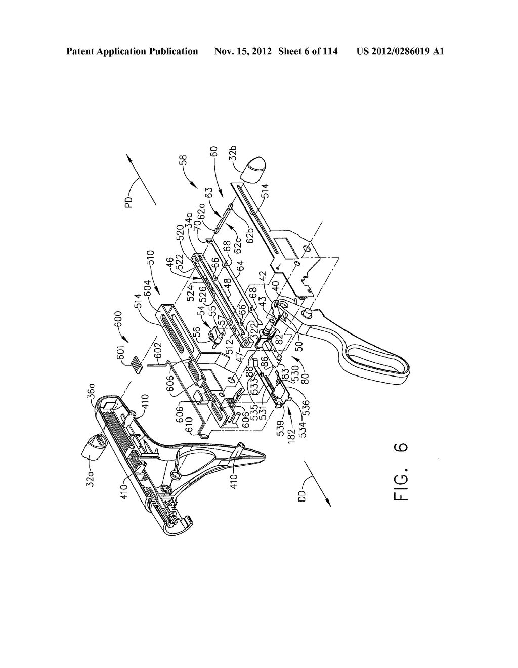 SURGICAL STAPLING APPARATUS WITH LOAD-SENSITIVE FIRING MECHANISM - diagram, schematic, and image 07