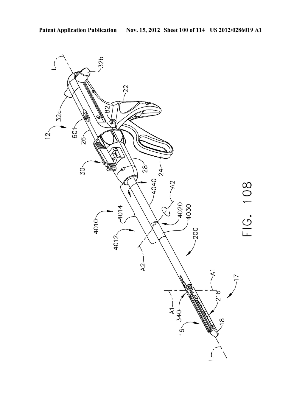 SURGICAL STAPLING APPARATUS WITH LOAD-SENSITIVE FIRING MECHANISM - diagram, schematic, and image 101