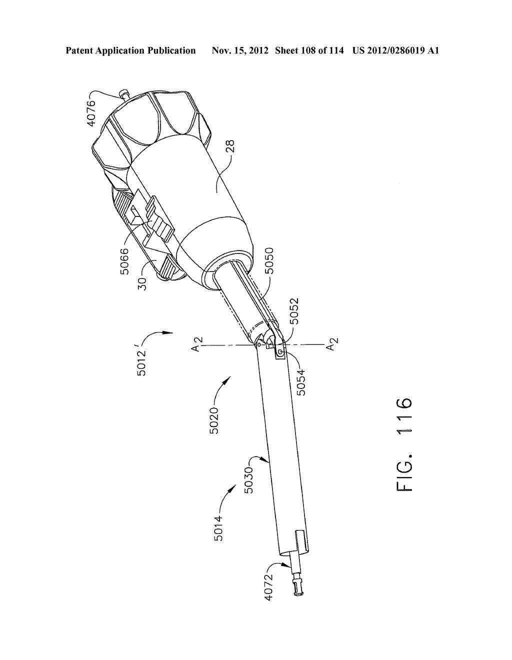 SURGICAL STAPLING APPARATUS WITH LOAD-SENSITIVE FIRING MECHANISM - diagram, schematic, and image 109