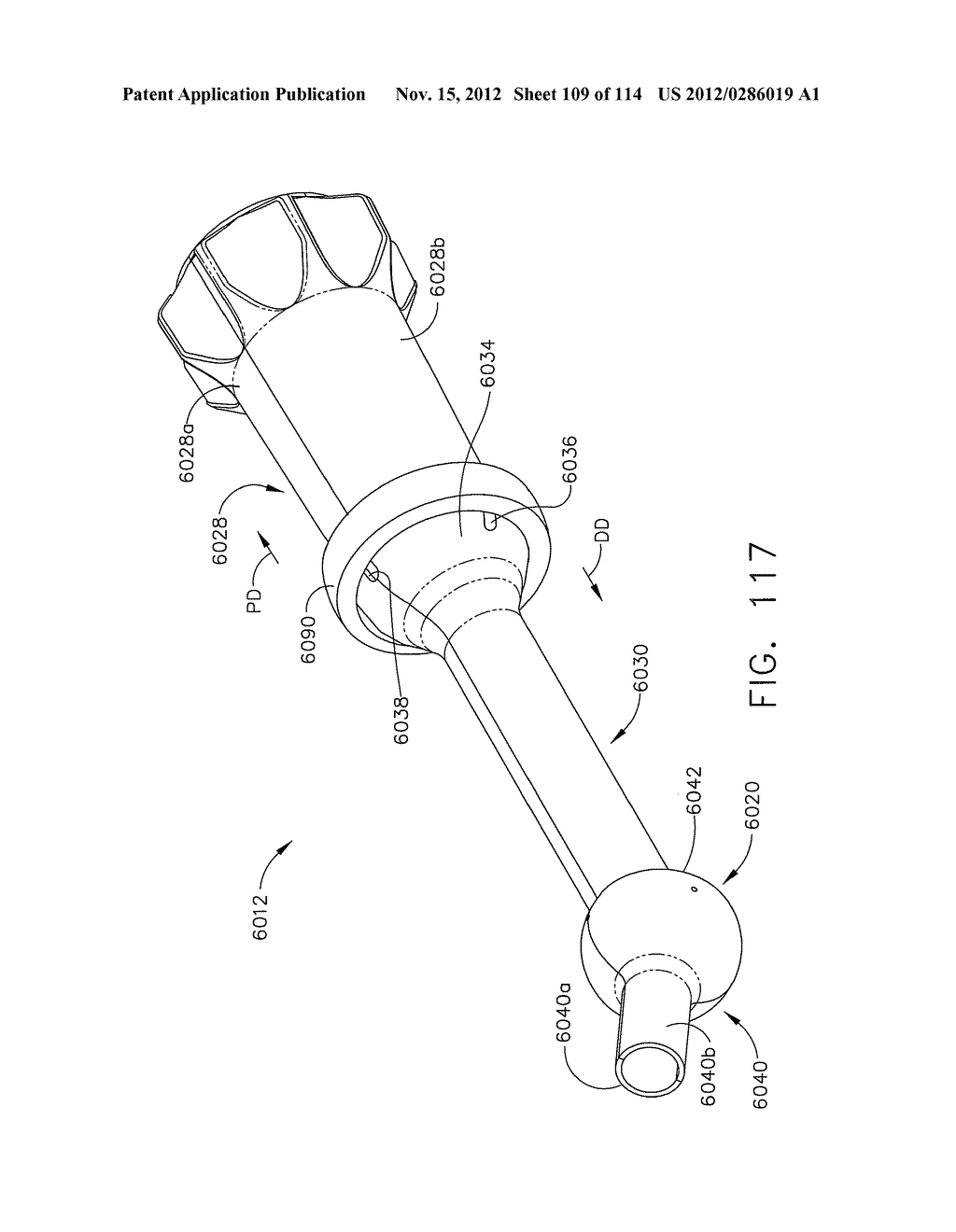 SURGICAL STAPLING APPARATUS WITH LOAD-SENSITIVE FIRING MECHANISM - diagram, schematic, and image 110