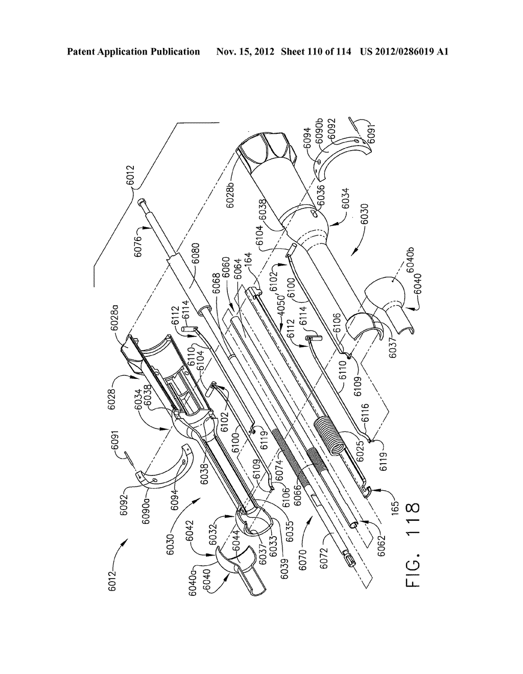 SURGICAL STAPLING APPARATUS WITH LOAD-SENSITIVE FIRING MECHANISM - diagram, schematic, and image 111