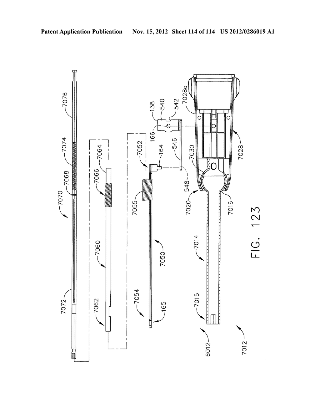 SURGICAL STAPLING APPARATUS WITH LOAD-SENSITIVE FIRING MECHANISM - diagram, schematic, and image 115