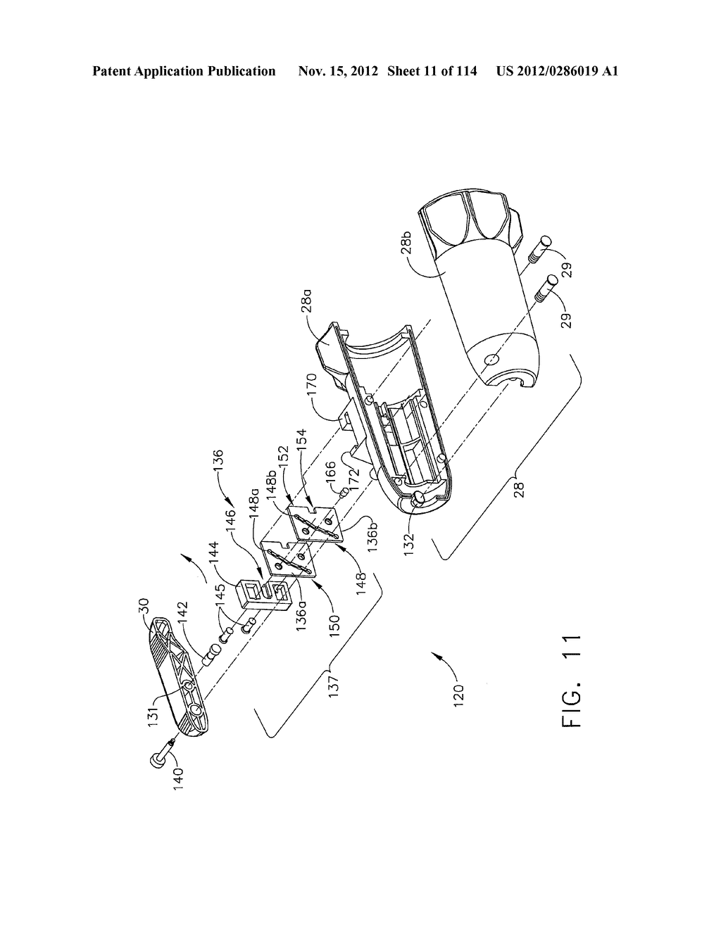 SURGICAL STAPLING APPARATUS WITH LOAD-SENSITIVE FIRING MECHANISM - diagram, schematic, and image 12