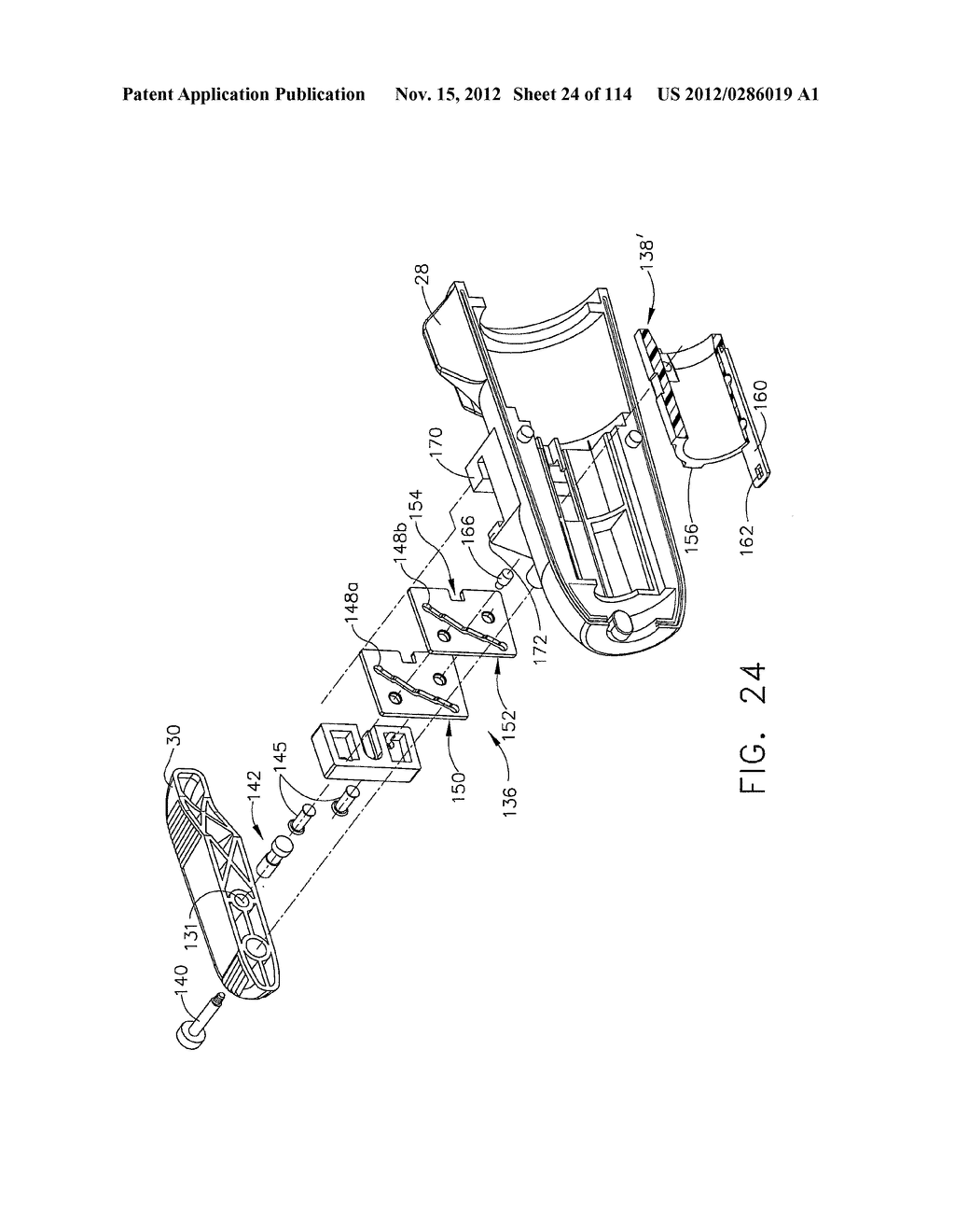 SURGICAL STAPLING APPARATUS WITH LOAD-SENSITIVE FIRING MECHANISM - diagram, schematic, and image 25