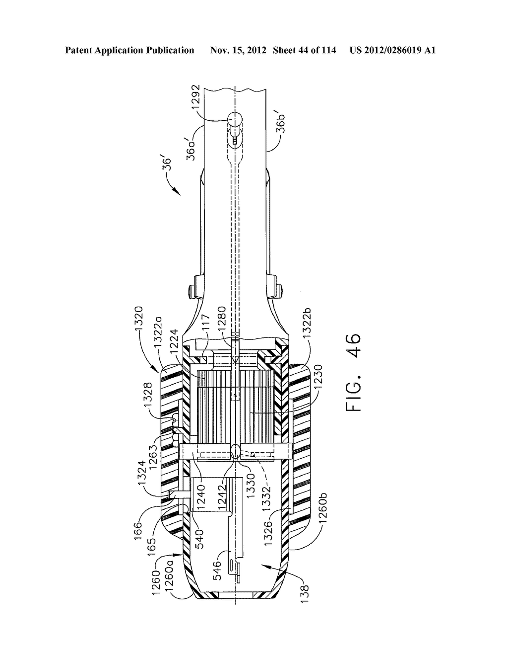 SURGICAL STAPLING APPARATUS WITH LOAD-SENSITIVE FIRING MECHANISM - diagram, schematic, and image 45