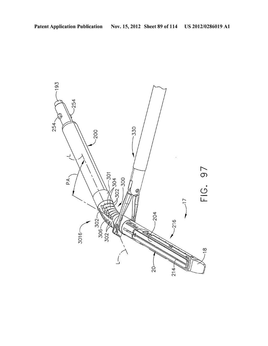 SURGICAL STAPLING APPARATUS WITH LOAD-SENSITIVE FIRING MECHANISM - diagram, schematic, and image 90