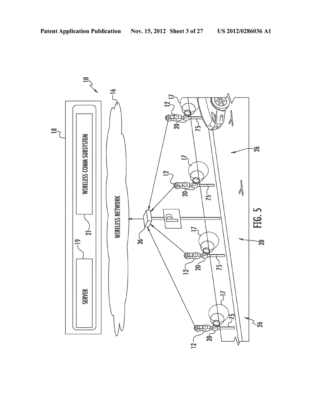 CONTROL SYSTEM FOR WIRELESS COMMUNICATION PARKING METER - diagram, schematic, and image 04