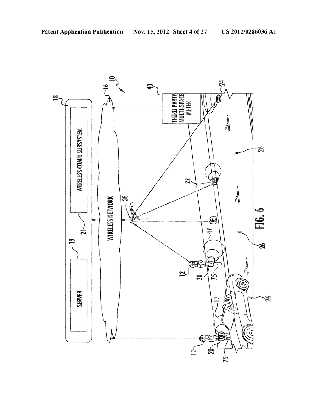 CONTROL SYSTEM FOR WIRELESS COMMUNICATION PARKING METER - diagram, schematic, and image 05