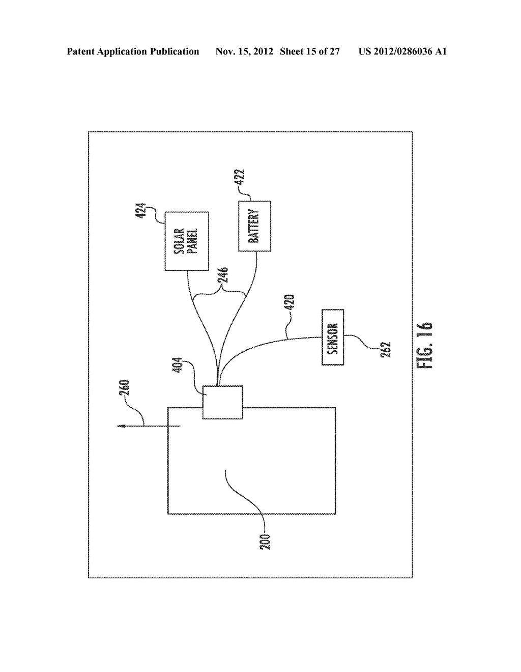 CONTROL SYSTEM FOR WIRELESS COMMUNICATION PARKING METER - diagram, schematic, and image 16
