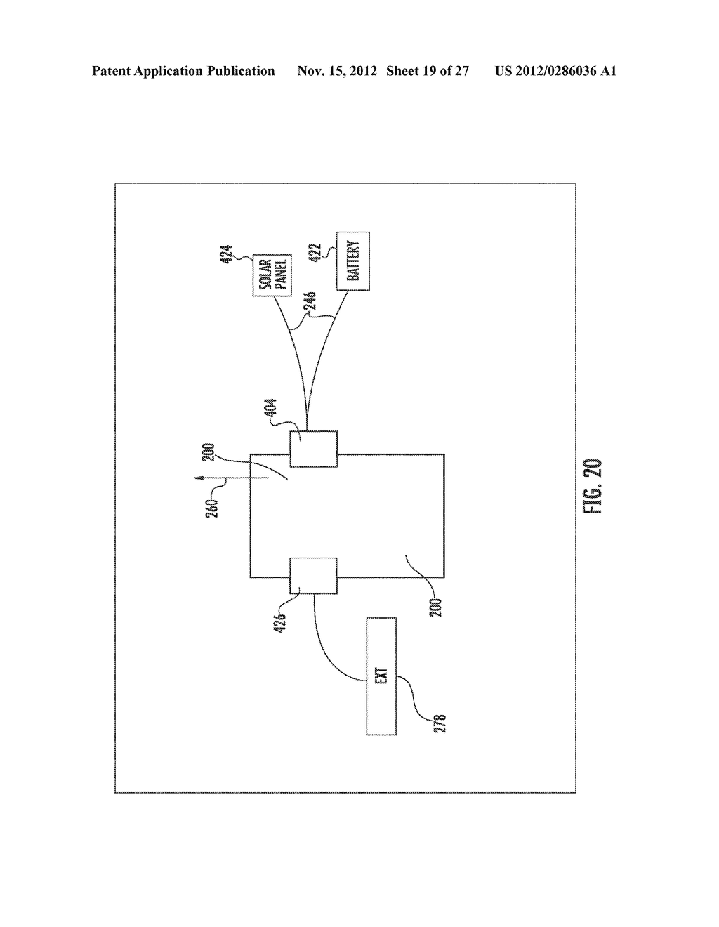 CONTROL SYSTEM FOR WIRELESS COMMUNICATION PARKING METER - diagram, schematic, and image 20