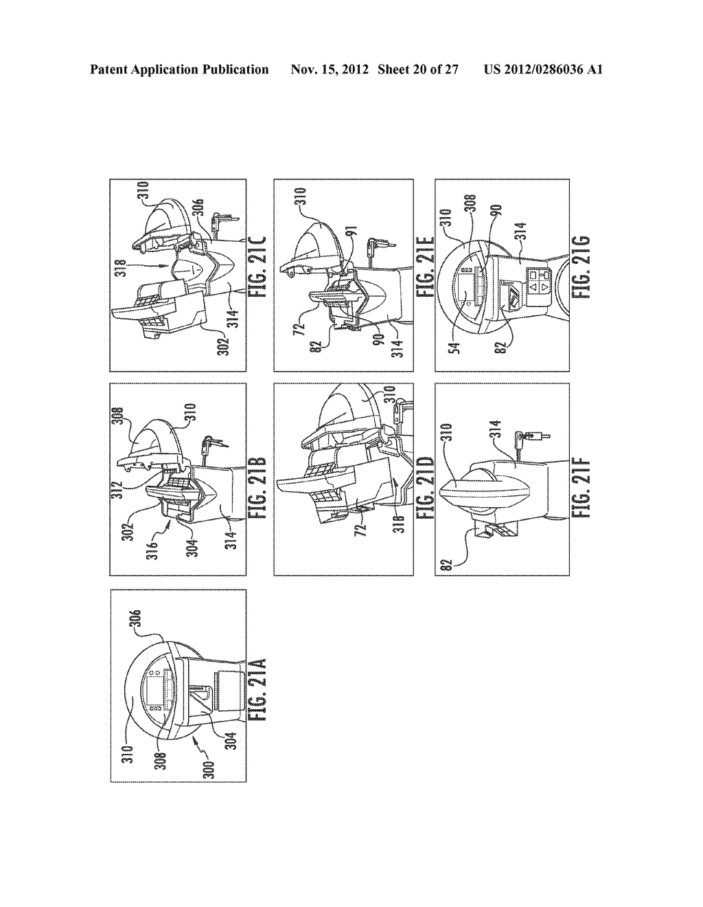CONTROL SYSTEM FOR WIRELESS COMMUNICATION PARKING METER - diagram, schematic, and image 21