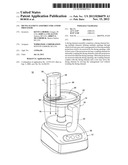DICING ELEMENT ASSEMBLY FOR A FOOD PROCESSOR diagram and image