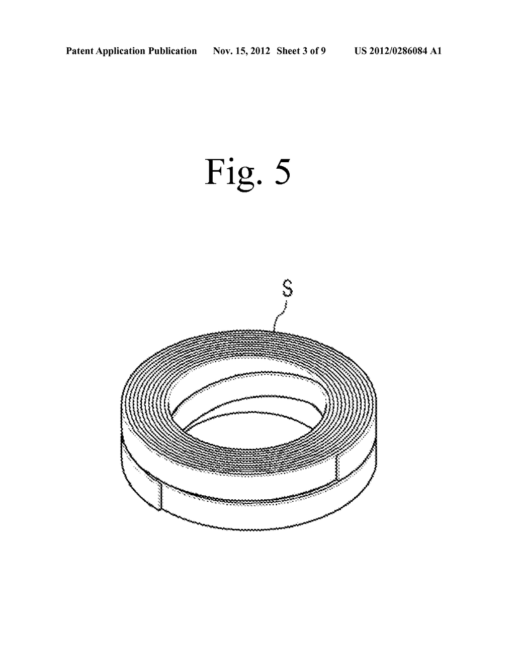 BOBBIN FOR LAYER WINDING OF SUPERCONDUCTING WIRE AND LAYER WINDING METHOD     USING THE SAME - diagram, schematic, and image 04