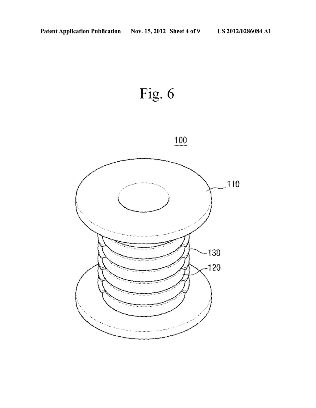 BOBBIN FOR LAYER WINDING OF SUPERCONDUCTING WIRE AND LAYER WINDING METHOD     USING THE SAME - diagram, schematic, and image 05