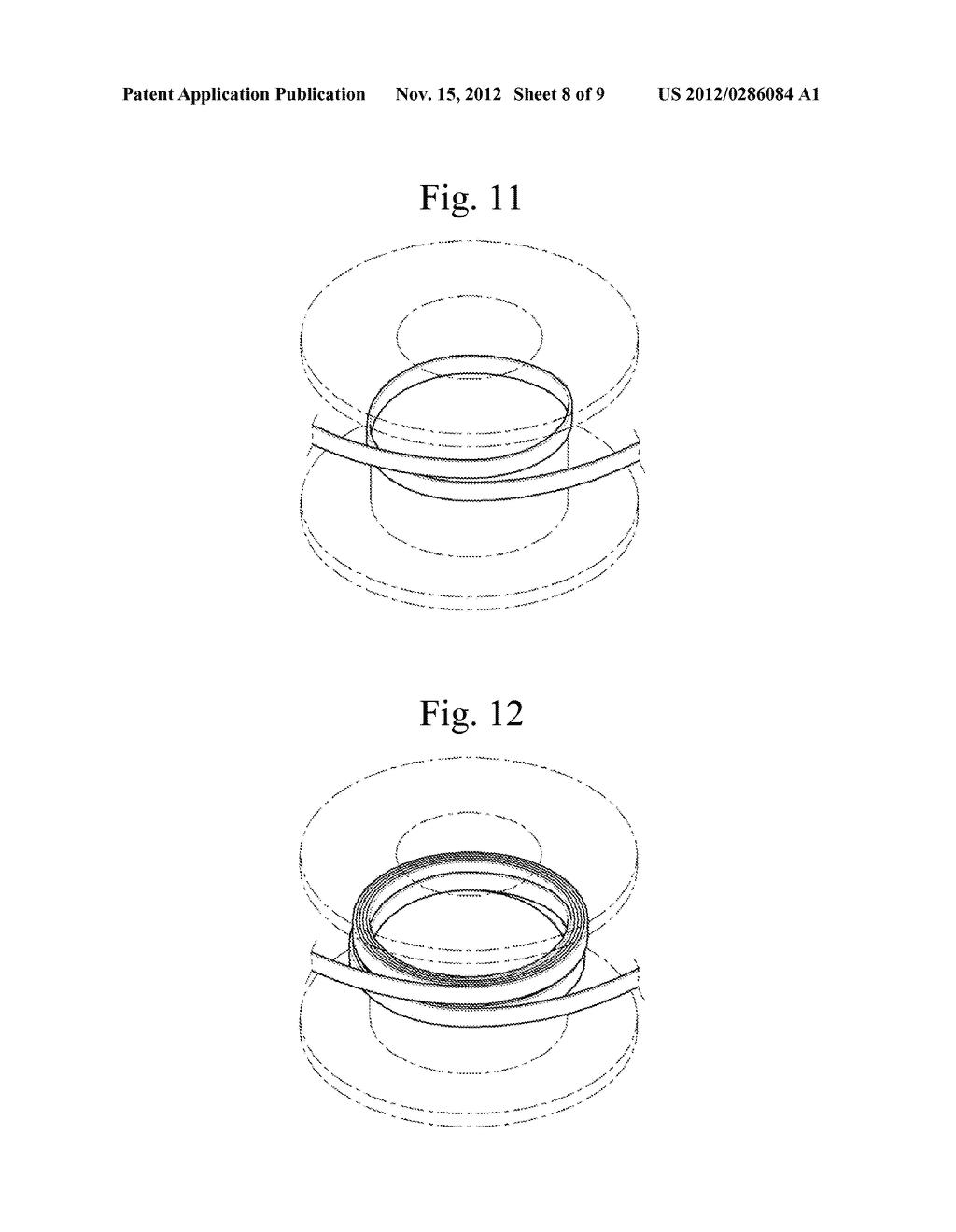 BOBBIN FOR LAYER WINDING OF SUPERCONDUCTING WIRE AND LAYER WINDING METHOD     USING THE SAME - diagram, schematic, and image 09