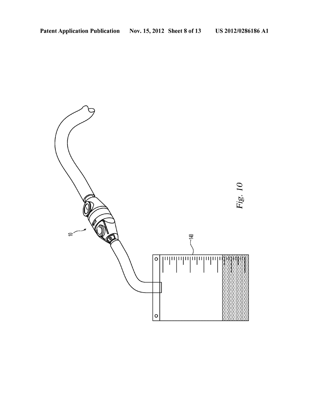Valve for Regulating the Flow of A Liquid - diagram, schematic, and image 09