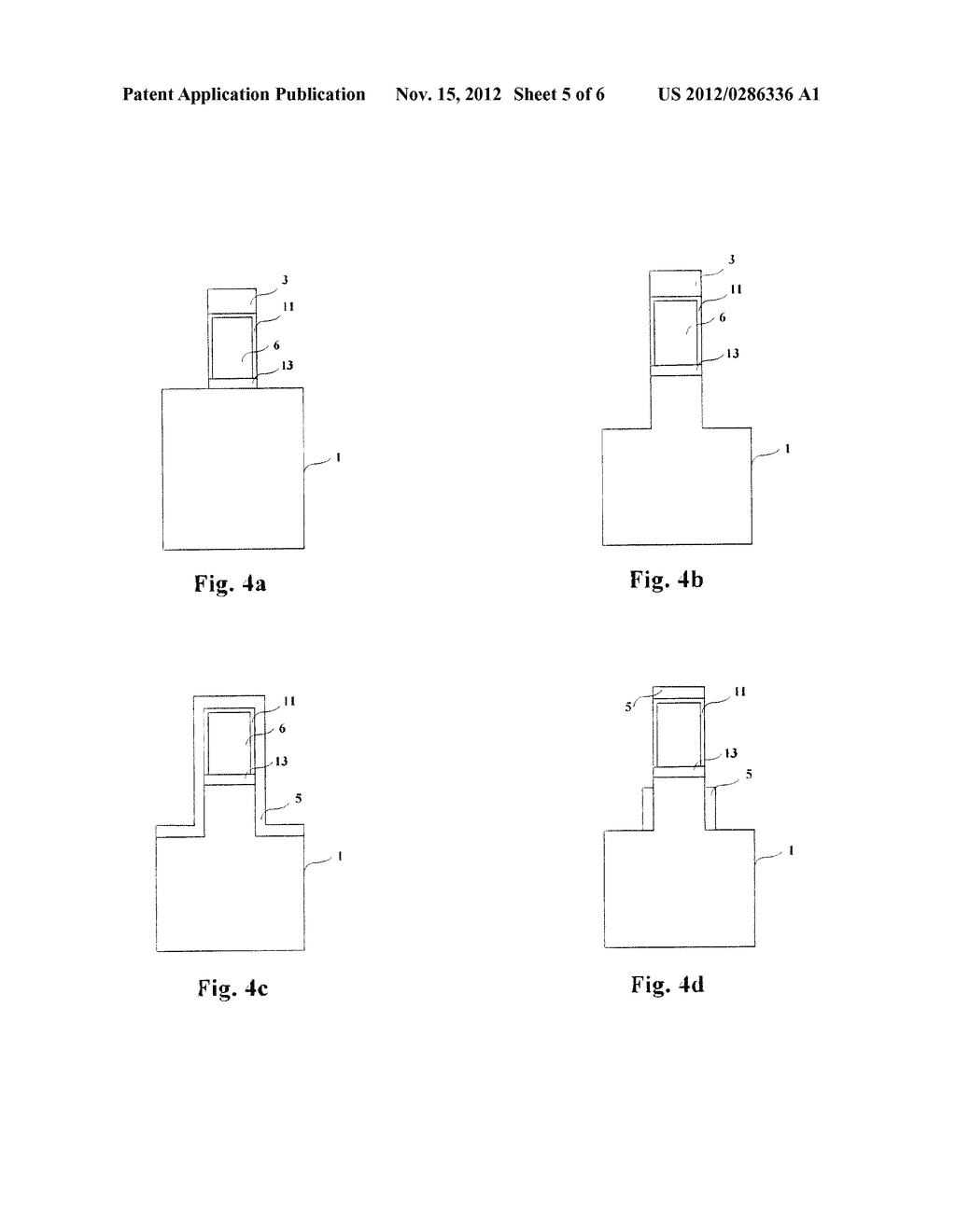 SEMICONDUCTOR DEVICE AND METHOD FOR FABRICATING SEMICONDUCTOR DEVICE - diagram, schematic, and image 06
