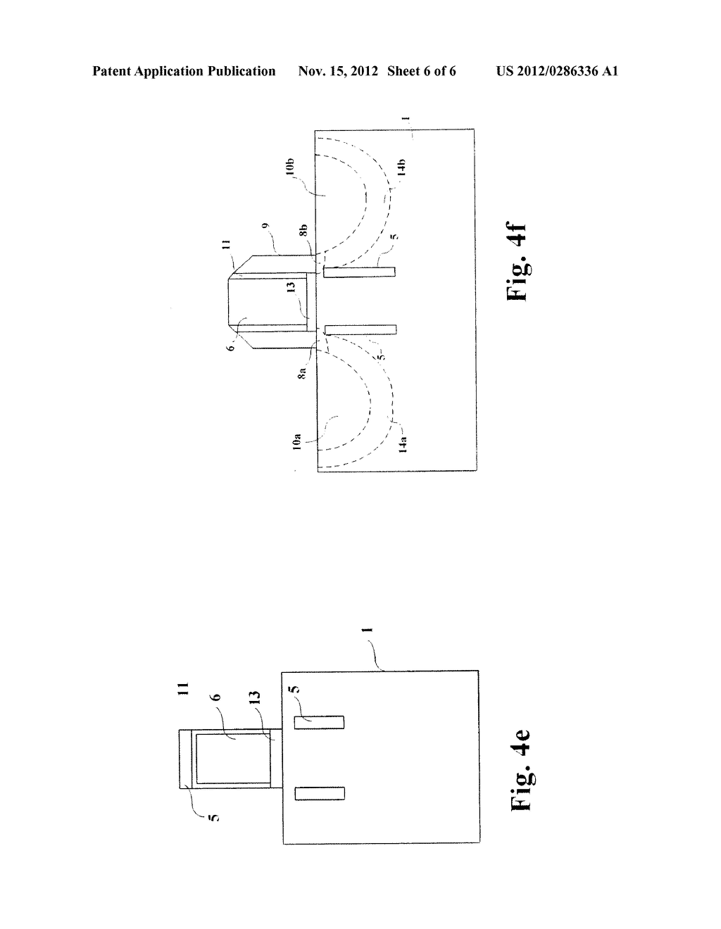 SEMICONDUCTOR DEVICE AND METHOD FOR FABRICATING SEMICONDUCTOR DEVICE - diagram, schematic, and image 07