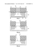 Field Effect Transistor Device With Self-Aligned Junction diagram and image