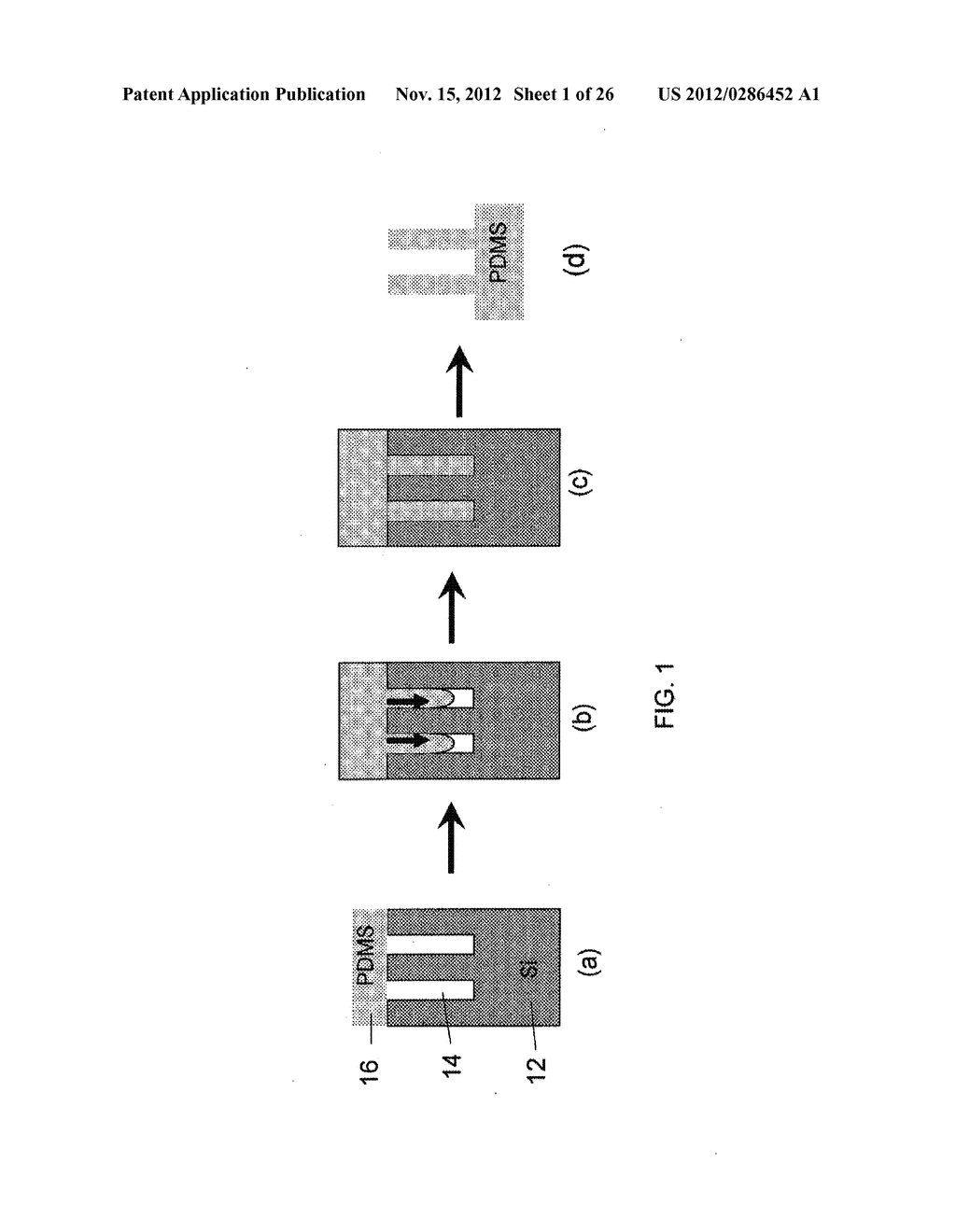 MICROFLUIDIC DEVICE AND METHOD OF MANUFACTURING THE MICROFLUIDIC DEVICE - diagram, schematic, and image 02
