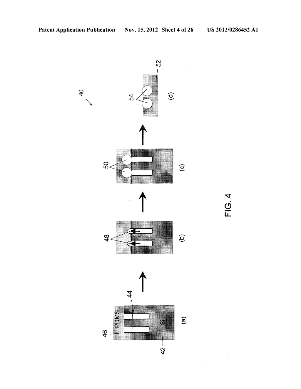 MICROFLUIDIC DEVICE AND METHOD OF MANUFACTURING THE MICROFLUIDIC DEVICE - diagram, schematic, and image 05