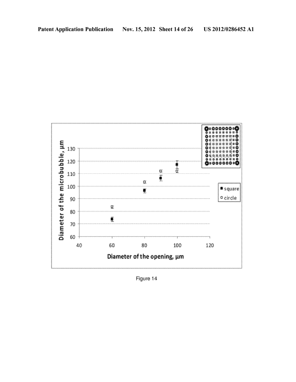 MICROFLUIDIC DEVICE AND METHOD OF MANUFACTURING THE MICROFLUIDIC DEVICE - diagram, schematic, and image 15