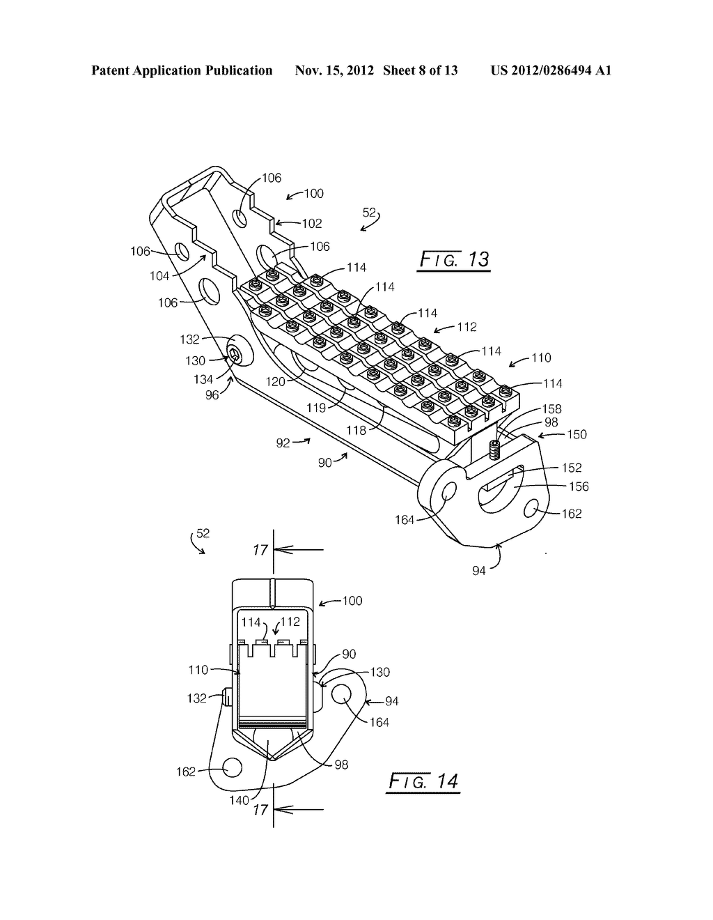 Guard Bar and Tunable Footpeg System for All-Terrain Vehicles - diagram, schematic, and image 09