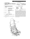 VEHICLE SEATING SYSTEM WITH PIVOTING STOP MECHANISM AND METHOD diagram and image