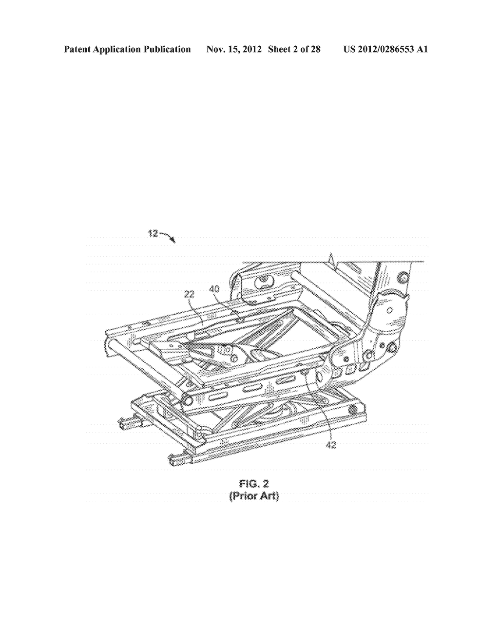 VEHICLE SEATING SYSTEM WITH PIVOTING STOP MECHANISM AND METHOD - diagram, schematic, and image 03