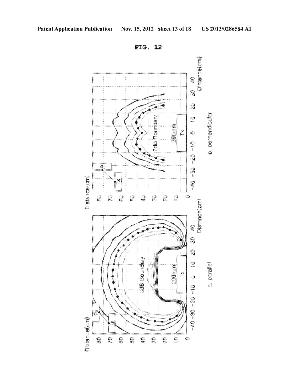 SPACE-ADAPTIVE WIRELESS POWER TRANSFER SYSTEM AND METHOD USING EVANESCENT     FIELD RESONANCE - diagram, schematic, and image 14