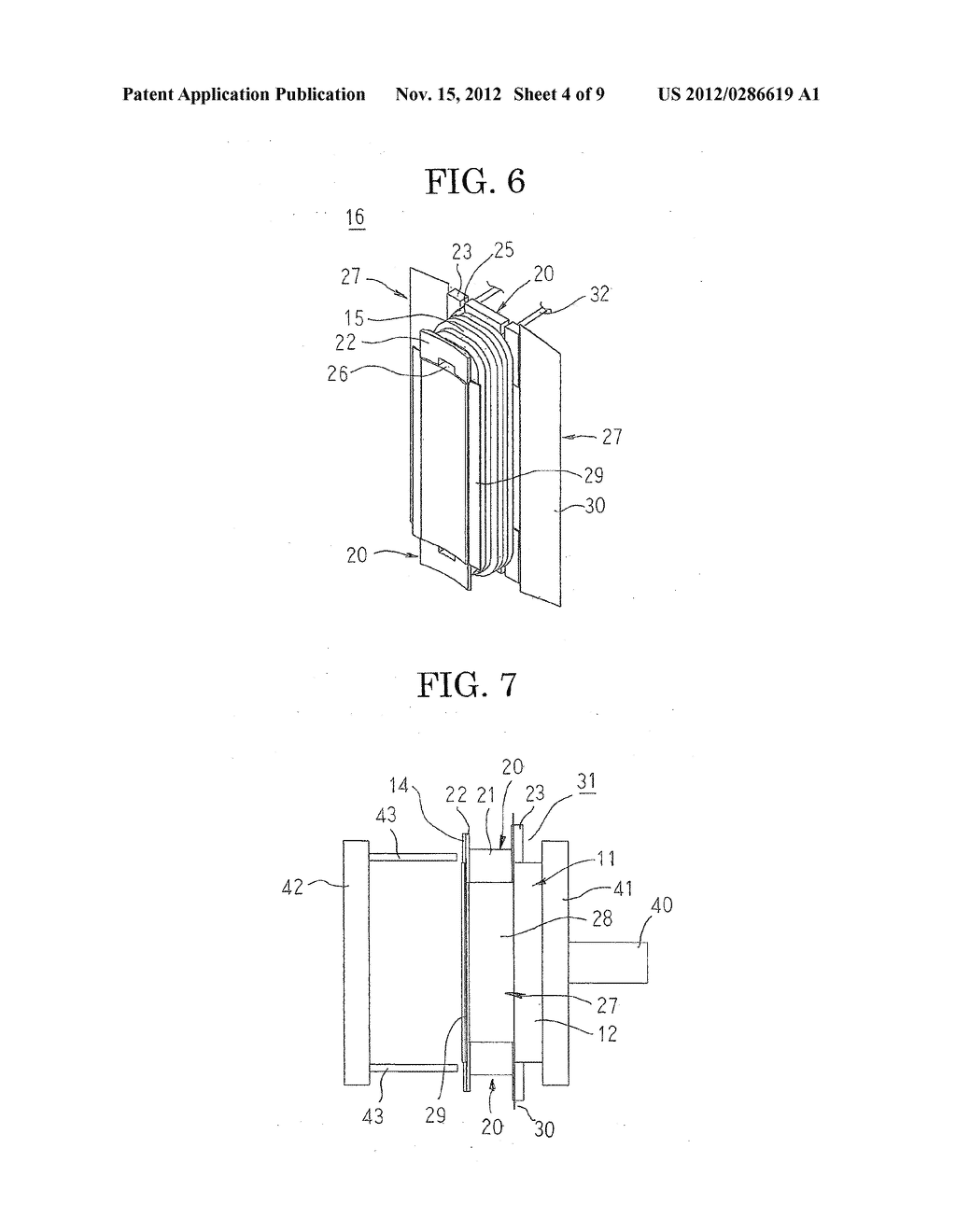 ROTARY ELECTRIC MACHINE AND METHOD FOR MANUFACTURING STATOR USED THEREIN - diagram, schematic, and image 05