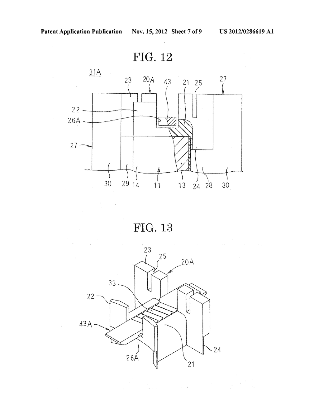 ROTARY ELECTRIC MACHINE AND METHOD FOR MANUFACTURING STATOR USED THEREIN - diagram, schematic, and image 08