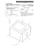 MOTION ALERT DEVICE, A MOTION ALERT ASSEMBLY AND A METHOD OF DETECTING     MOTION diagram and image
