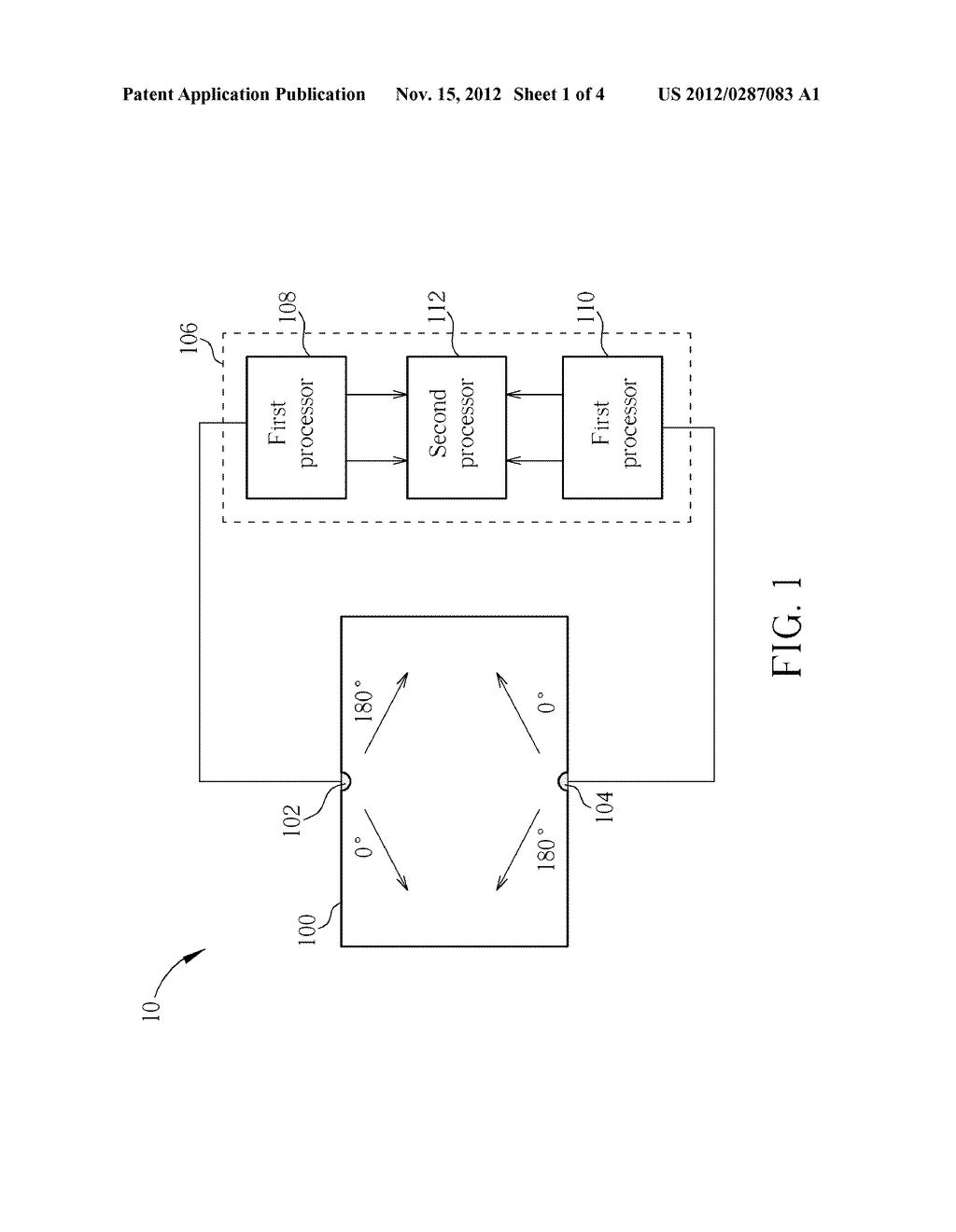 OPTICAL TOUCH CONTROL DEVICE AND OPTICAL TOUCH CONTROL SYSTEM - diagram, schematic, and image 02