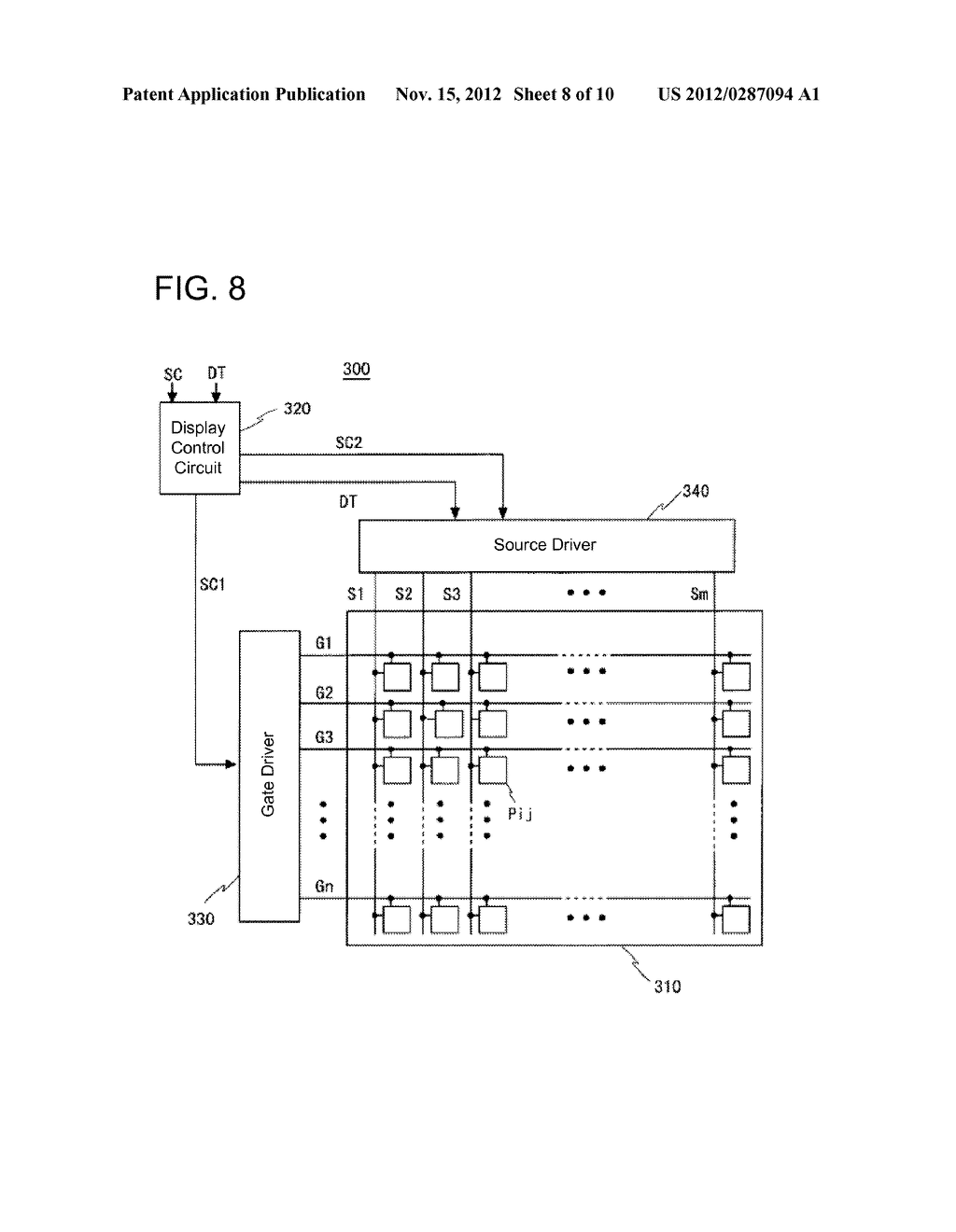 THIN FILM TRANSISTOR, METHOD FOR MANUFACTURING SAME, AND DISPLAY APPARATUS - diagram, schematic, and image 09