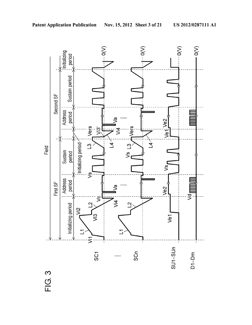 PLASMA DISPLAY DEVICE AND PLASMA DISPLAY PANEL DRIVING METHOD - diagram, schematic, and image 04