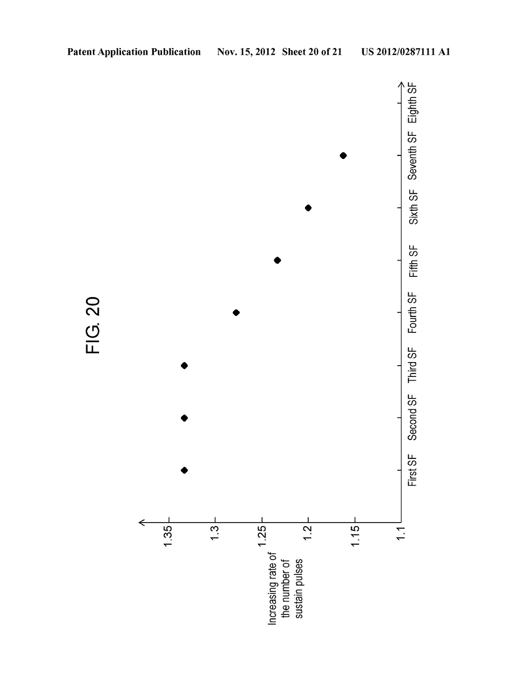 PLASMA DISPLAY DEVICE AND PLASMA DISPLAY PANEL DRIVING METHOD - diagram, schematic, and image 21