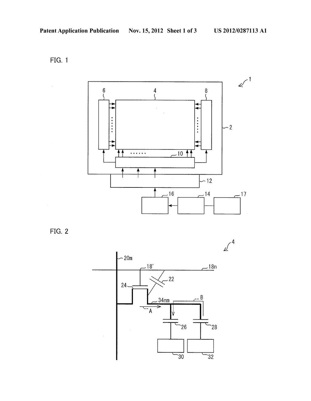LIQUID CRYSTAL DISPLAY DEVICE, MOBILE DEVICE, AND METHOD FOR DRIVING     LIQUID CRYSTAL DISPLAY DEVICE - diagram, schematic, and image 02