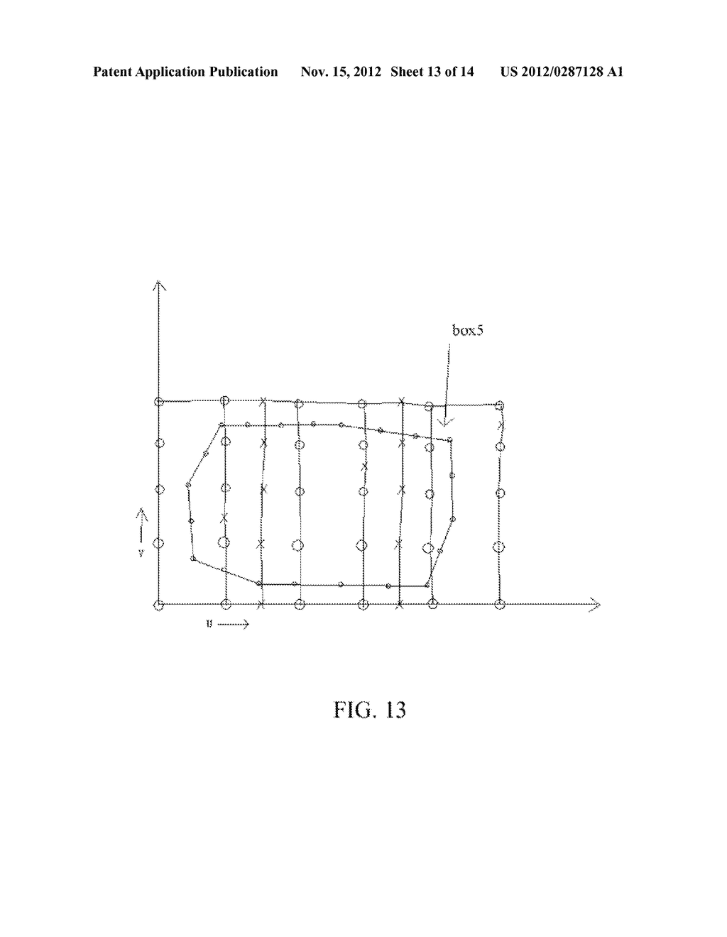ELECTRONIC DEVICE AND METHOD FOR MESHING CURVED SURFACE - diagram, schematic, and image 14