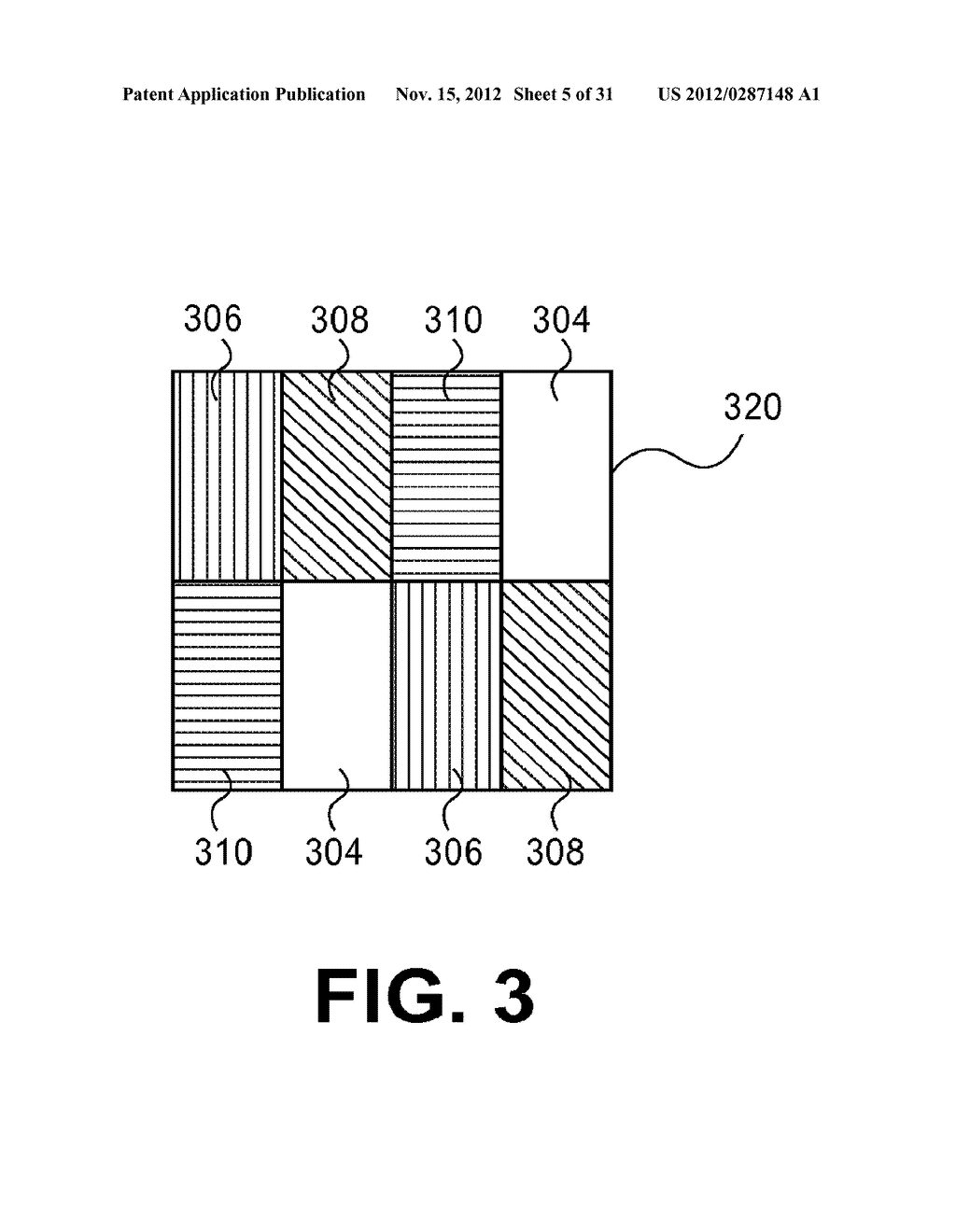 METHOD AND APPARATUS FOR IMPROVED SUBPIXEL RENDERING - diagram, schematic, and image 06
