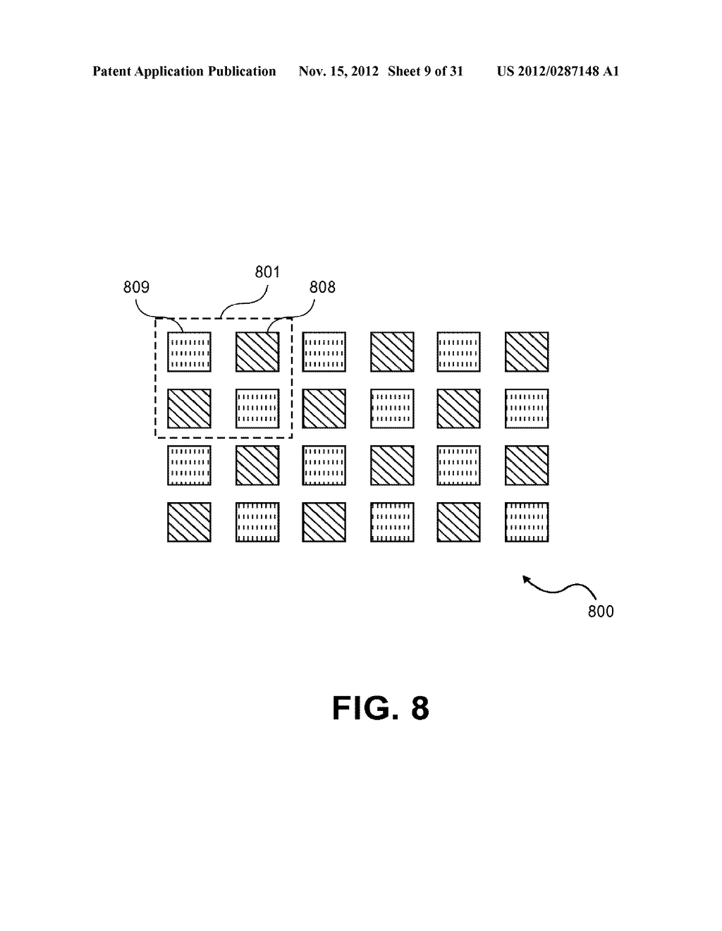 METHOD AND APPARATUS FOR IMPROVED SUBPIXEL RENDERING - diagram, schematic, and image 10